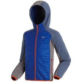 Regatta Excelsis Jacket Children grey/blue